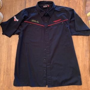 Victory Motorcycles pit shirt